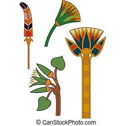 ägyptische Schmuckstücke