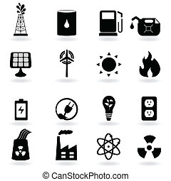 Öko, saubere Energie und Umwelt