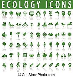 Ökologie-Ikonen.