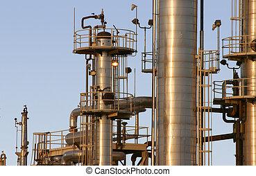 Ölraffinerie Nr.5