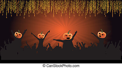 - Halloween.