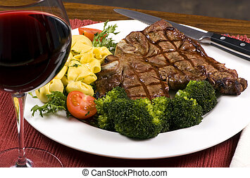 001, steak, porterhouse