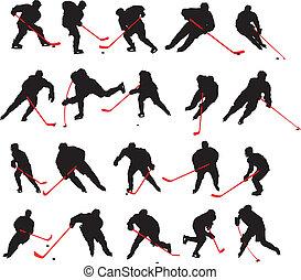 20 Detail Eishockey Posen