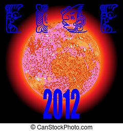 2012 Maya-Apokalypse