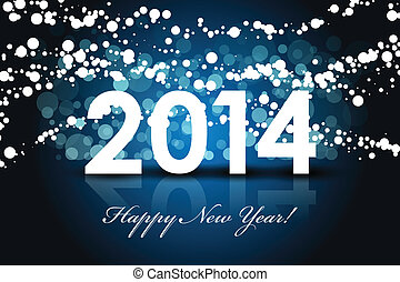 2014 - Frohes neues Jahr