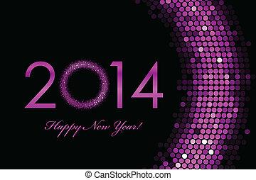 2014 Glückliches neues Jahr