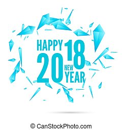 2018 Frohes neues Jahr