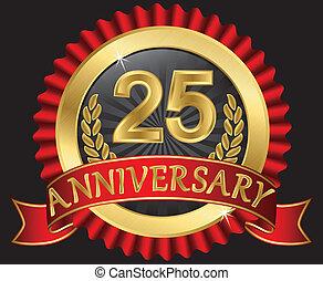 25 Jahre Gold