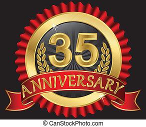 35 Jahre Goldenes Jubiläum