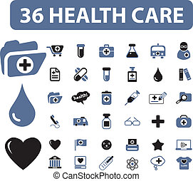 36 Gesundheitszeichen