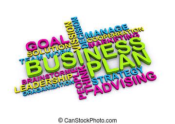 3D Business Plan
