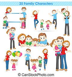 3d Familiensammlung