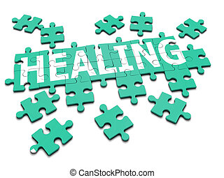 3d Healing Jigsaw.