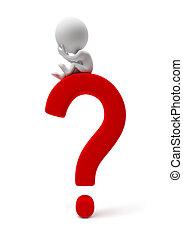 3d kleine Fragen