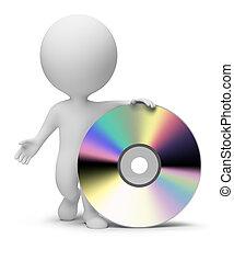 3d kleine Leute - CD