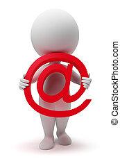 3d kleine Leute - E-Mail
