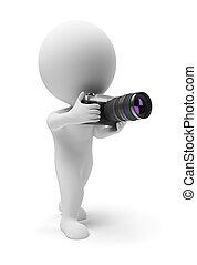 3d kleine Leute - Fotograf
