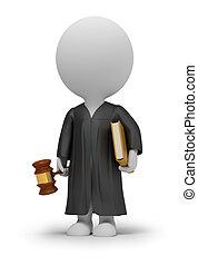3d kleine Leute - Richter
