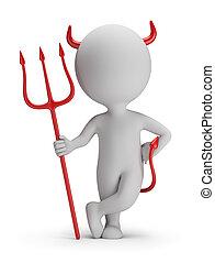 3d kleine Leute - Teufel