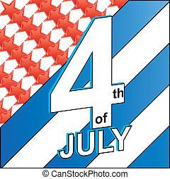 4. Juli-Amerikaner