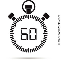 60 Sekunden.