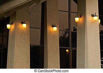 Abendlichter