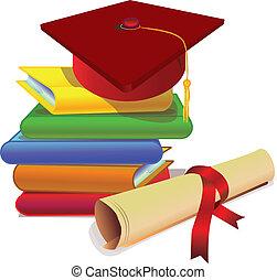 Abschluss mit Studium