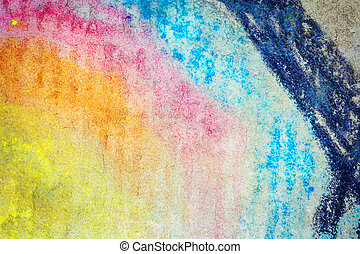 Abstract Art Hintergrund.