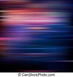 Abstract Bewegung verschwommen Hintergrund vektorgrafik.