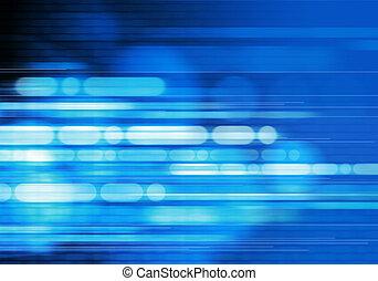 Abstract Blue Hintergrund.