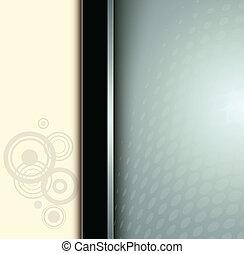 Abstract Business Hintergrund