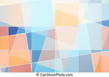 Abstract colorful Fliesen Hintergrund.