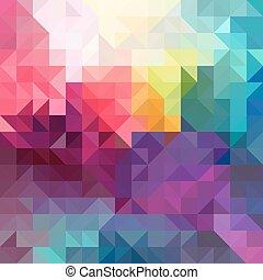 Abstract colorful Vektorhintergrund