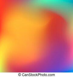 Abstract Gradient Unschärfe Hintergrund