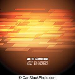 Abstract Orange Hintergrund.