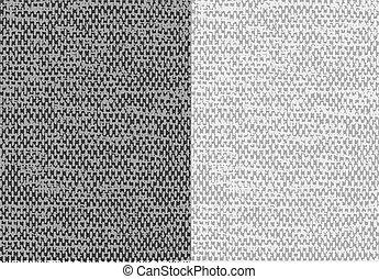 Abstract strukturierte Leinenstoff Hintergrund. Vector.