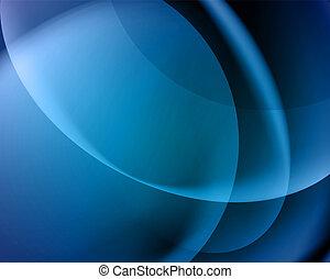 Abstract Vektor blauer Hintergrund/Blut.