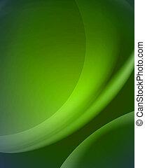 Abstract Vektorgrüner Hintergrund/Blut.