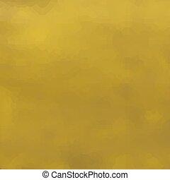 Abstract verschwommenes gelbes Muster.