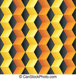 Abstract Würfel bunten Hintergrund
