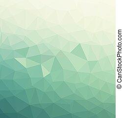 Abstrakte Dreiecksmuster Hintergrund - eps10 Vektor.