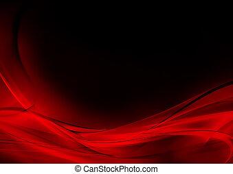 Abstrakter roter und schwarzer Hintergrund