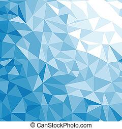 Abstraktes geometrisches Muster.