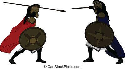 Achilles und Hector