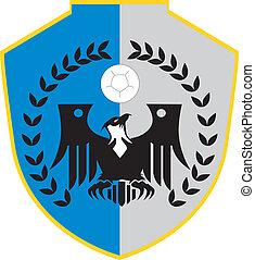 Adler Emblem.