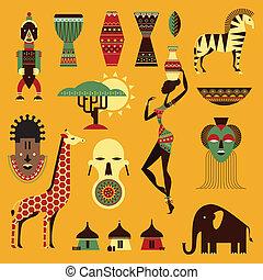 Afrika-Ikonen