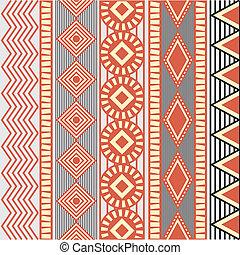 Afrikanische Kultur.