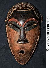 Afrikanische Stammesmaske - Pende-Stamm
