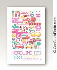 Airport booklet design.eps