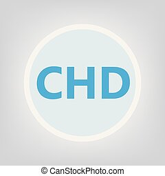 akronym, (congenital, herz, chd, defect)